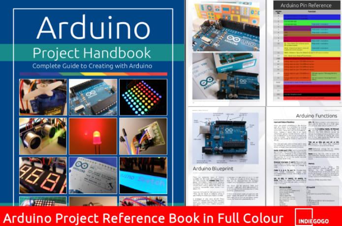 Arduino Project Handbook | Indiegogo
