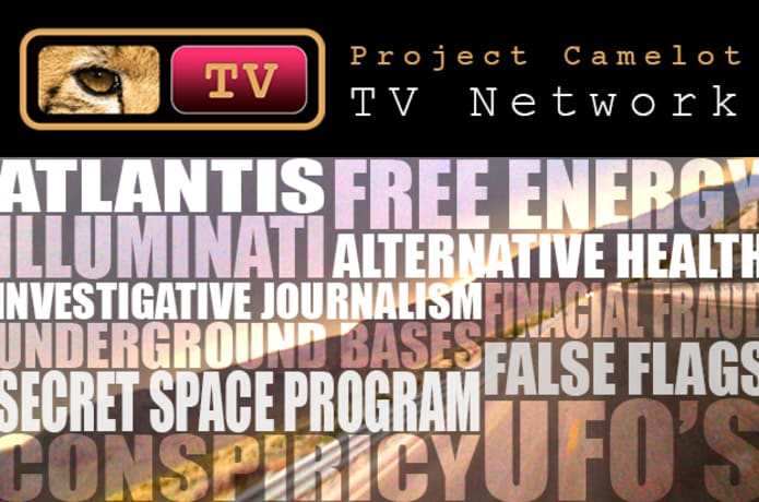 PROJECT CAMELOT TV NETWORK | Indiegogo