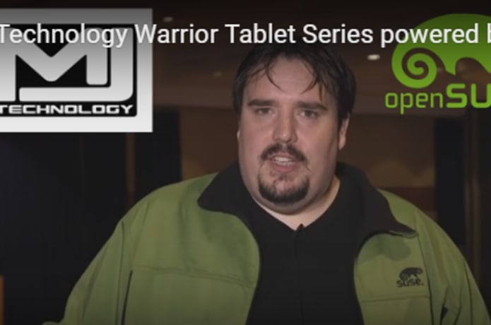 First True Linux x86 and x64 Tablet | Indiegogo