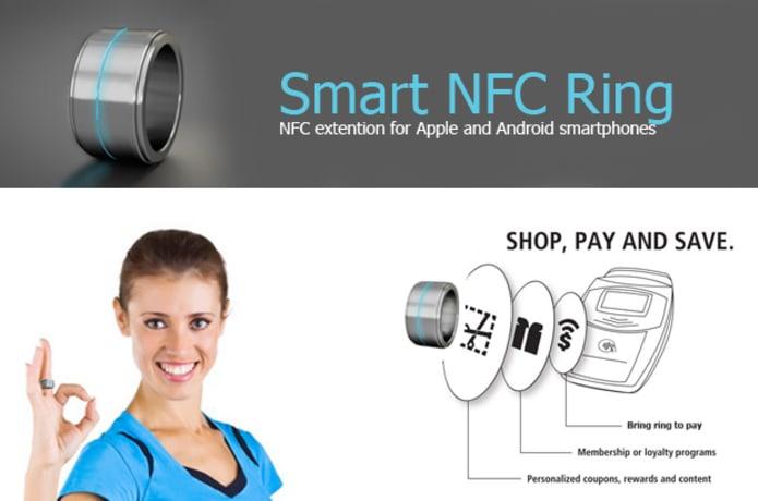 Smart NFC Ring | Indiegogo