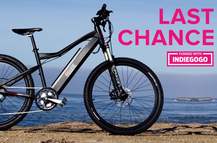 FLX: Electric Bikes with Attitude | Indiegogo