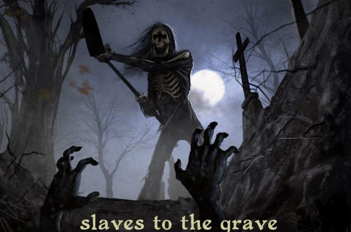 Rigor Mortis New Album - SLAVES TO THE GRAVE   Indiegogo
