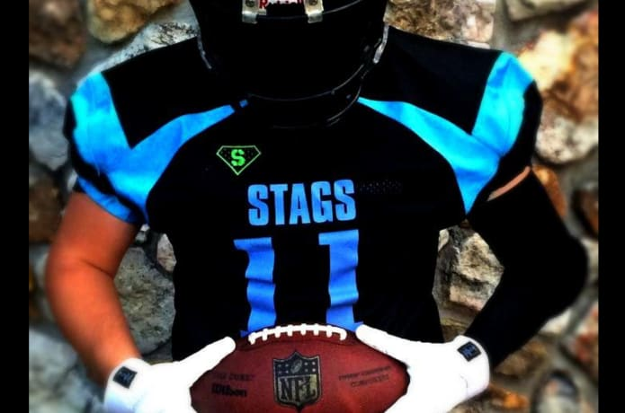 1f196af52ce The Western Maryland Stags. The Western Maryland Stags are a new Semi-Pro  football team ...