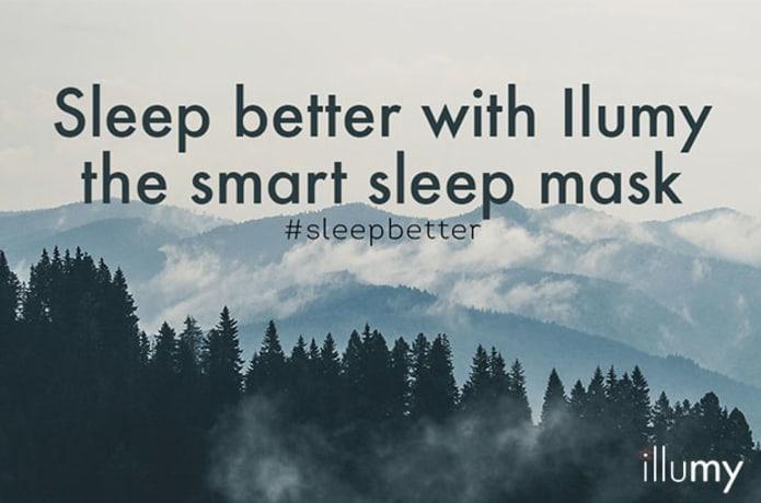 illumy - The Smart Sleep Mask | Indiegogo