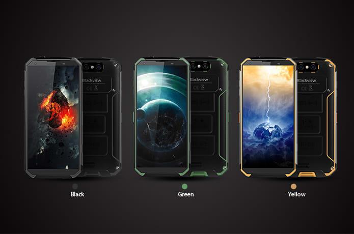 Blackview: Most Amazing & Uncrackable Smartphone | Indiegogo