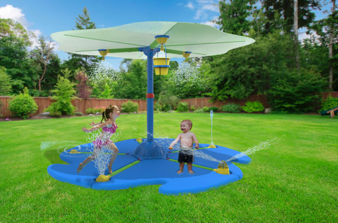 Splash2o World S First Home Portable Splash Pad Indiegogo
