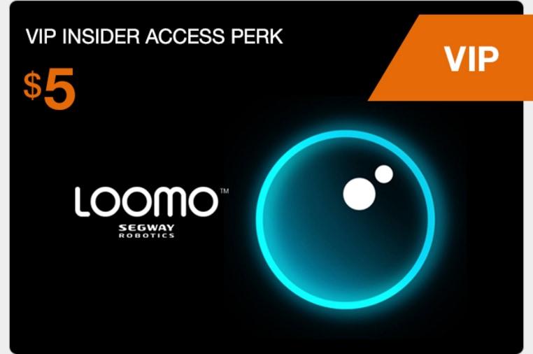 Loomo: Mini Transporter Meets Robot Sidekick | Indiegogo