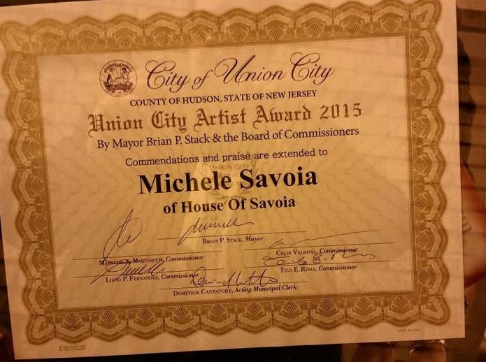 Michele Savoia Design Scholarship Indiegogo