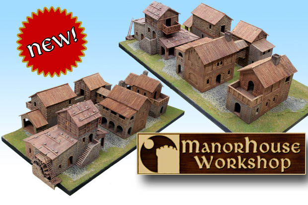 Manor house model