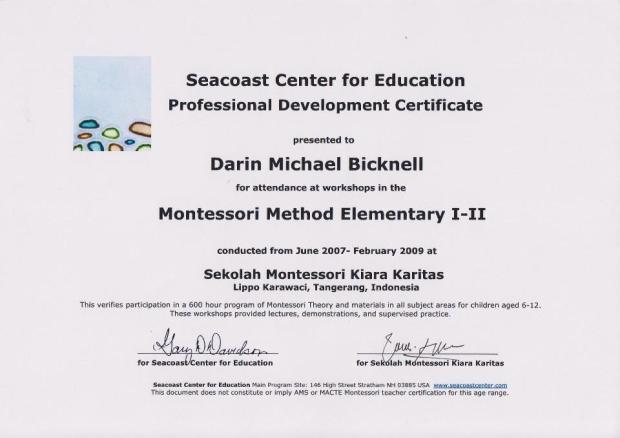 Montessori Observation Montessori Secondary Albums Indiegogo