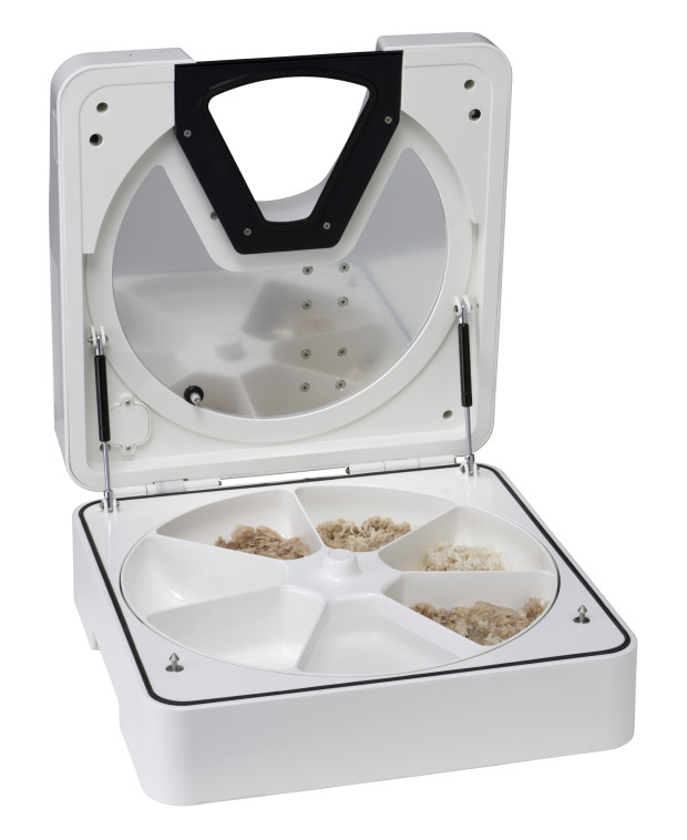 Automatic Cat Feeder Wet Food Refrigerated Reviews