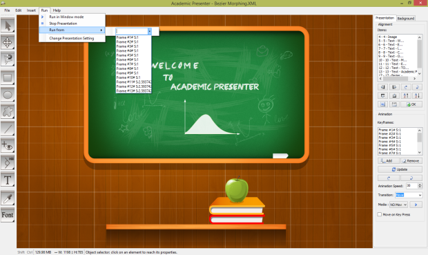 a free presentation software for academic purposes indiegogo