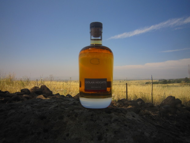 Golan Heights Distillery Golani Brandy Finished – Israel's 70th Anniversary (49.7%)
