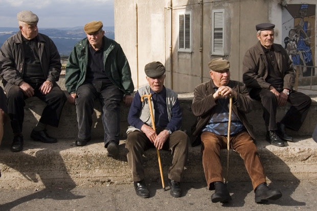 Image result for Greece OLD PEOPLE
