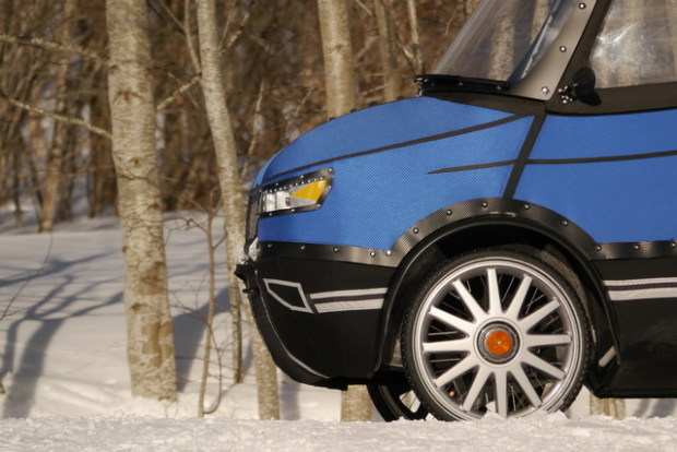 Podride A Practical And Fun Bicycle Car Indiegogo