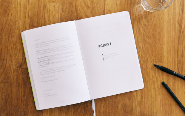 Indite Interview. The Author Notebook Aiming To Up Your Game!