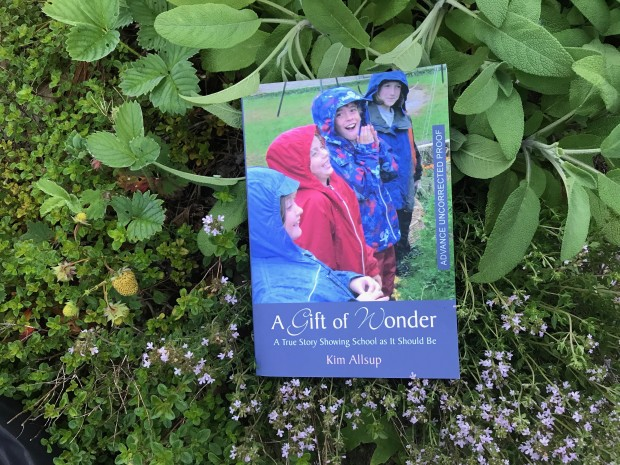 """""""A Gift of Wonder"""", Amazing Memoir! Role of Wonder in a School, Where Learning Was Linked to Natural Curiosity!  Lindisfarner-Steiner (Aug)."""