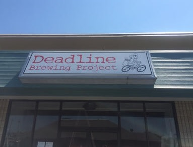 Image result for deadline brewing