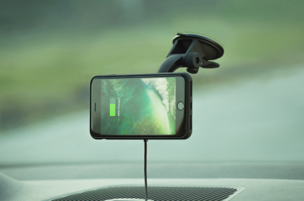XVIDA Debuts Magnetic Wireless Car Charger for iPhone on Indiegogo Image