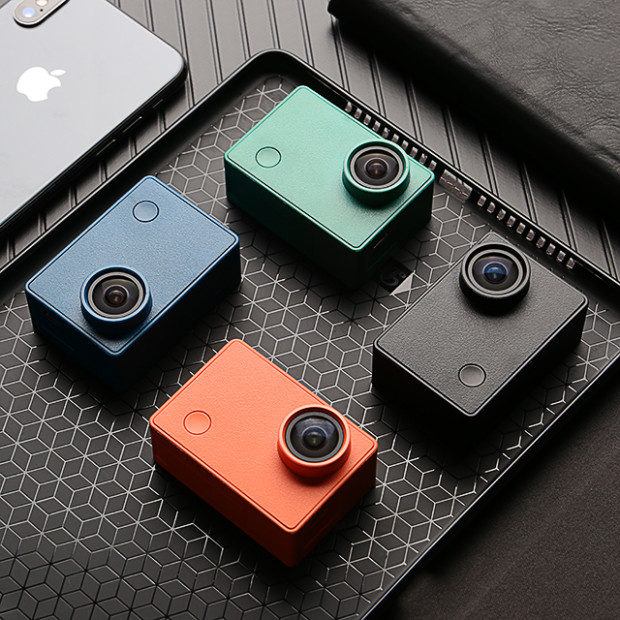 Seabird -The Most Affordable True 4K Action Camera
