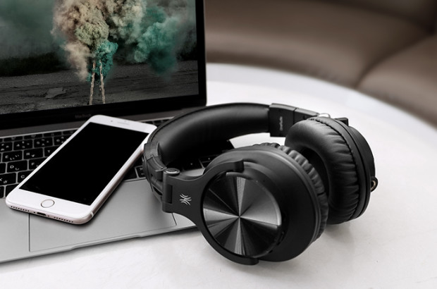 FUSION: World's First Wireless plus DJ Headphones