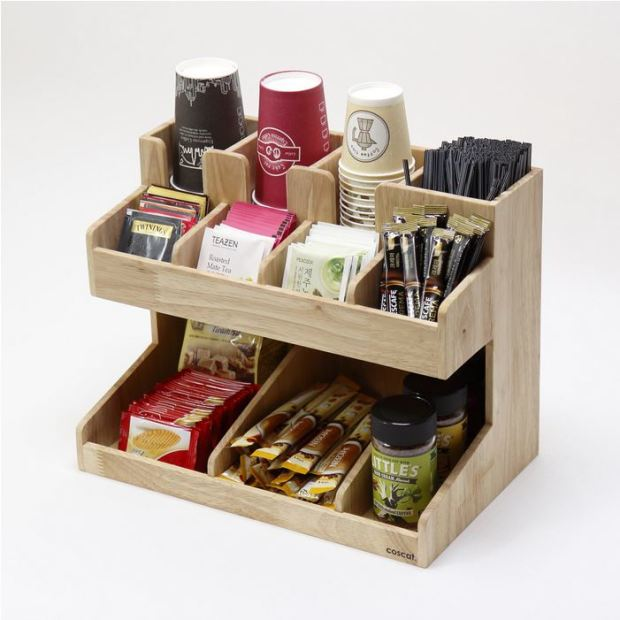 Café Arrangers : The Best Handmade Wooden Storage