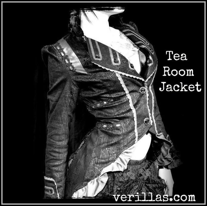 dec90886f5c The Tea Jacket   Indiegogo