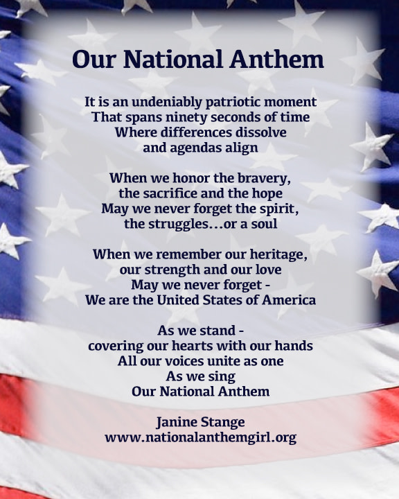 who wrote the national anthem