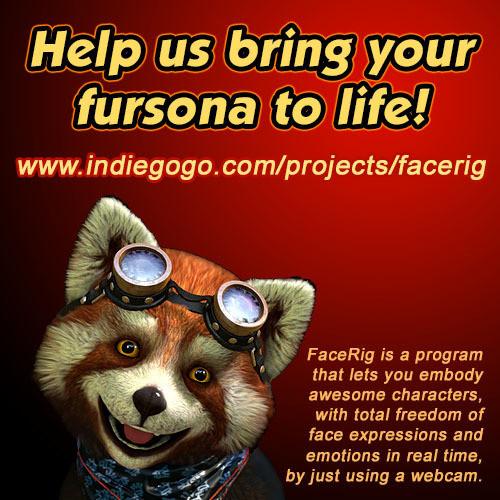 FaceRig | Indiegogo