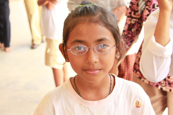 66dca7d725f Give the Gift of Vision  Send a pair of glasses to a Cambodian in need.