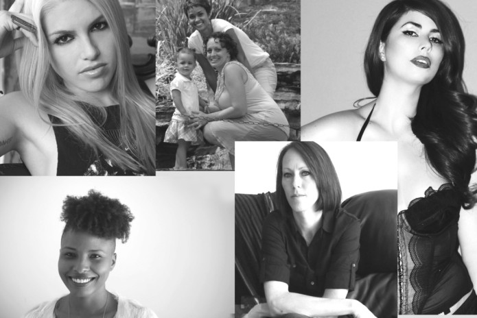 Girl on Girl: an LGBT documentary about lesbian visibility: LGBTQ |  Indiegogo