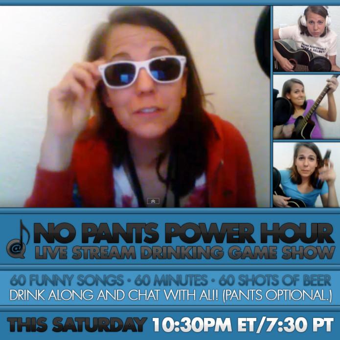 Ali's Power Hour Freedom Victory Tour   Indiegogo