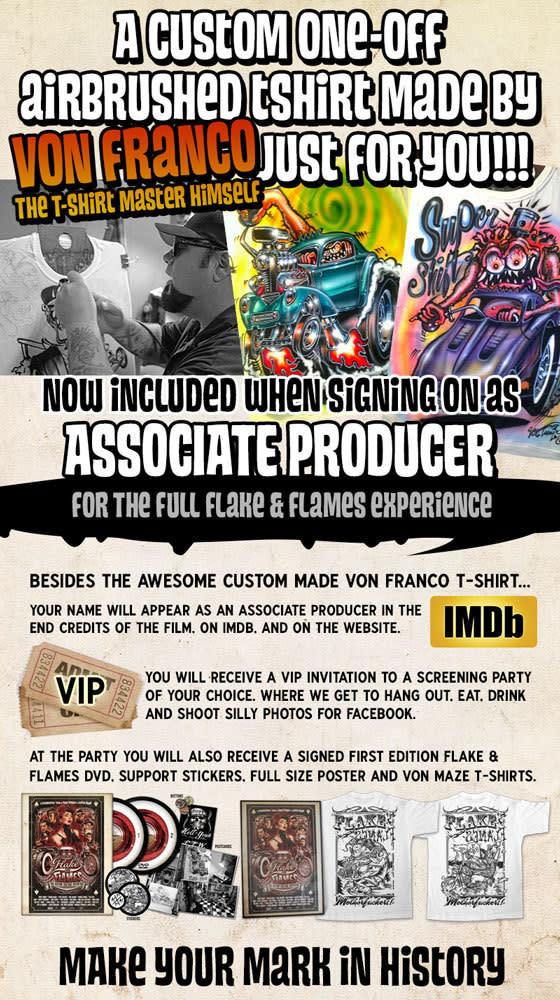 Flake & Flames - Post Production   Indiegogo