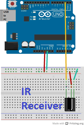 AnalysIR - IR Analyzer & Decoder with Arduino, Raspberry Pi