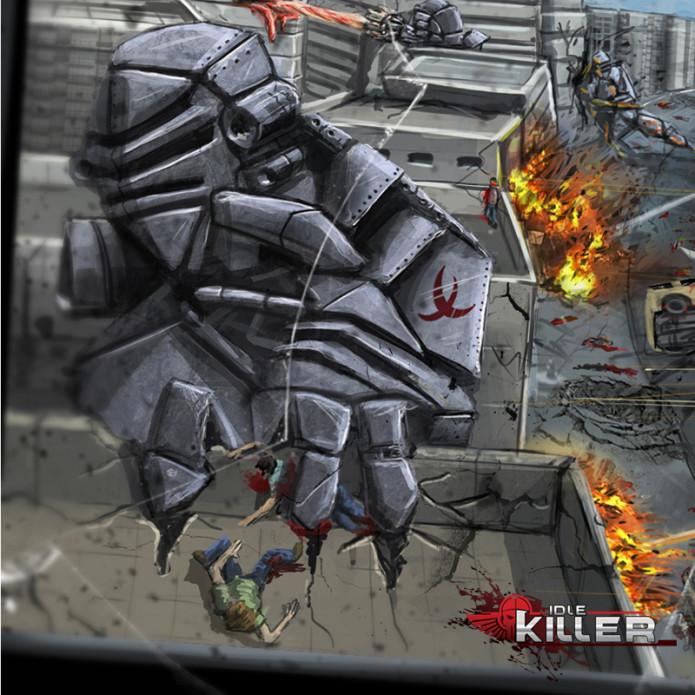 Idle Killer | Indiegogo