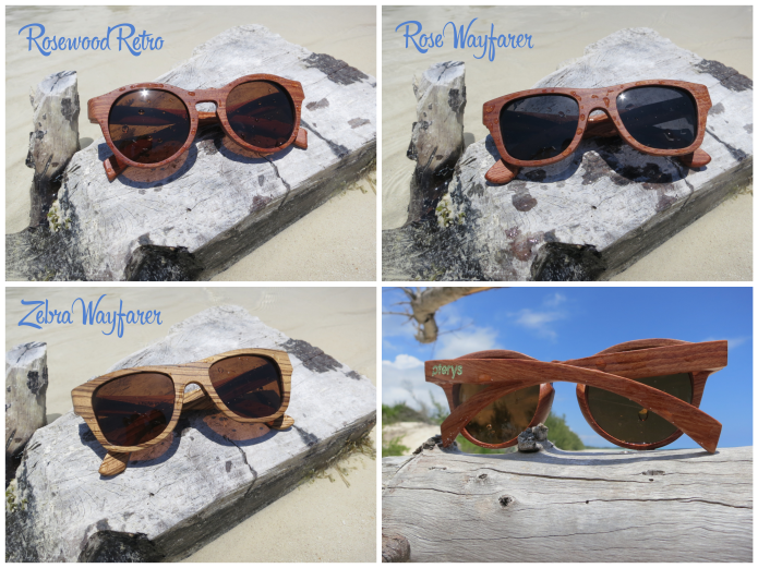 a64808dc483 Pterys  trendy wooden eyewear for a cause