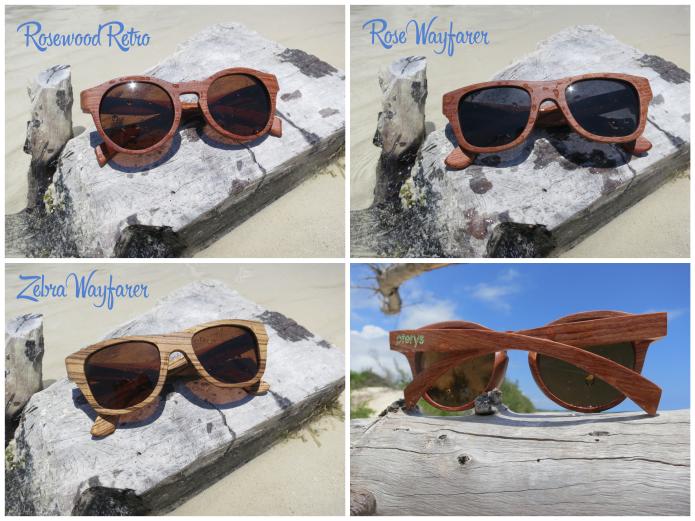 85b1b96b3b9 Pterys  trendy wooden eyewear for a cause
