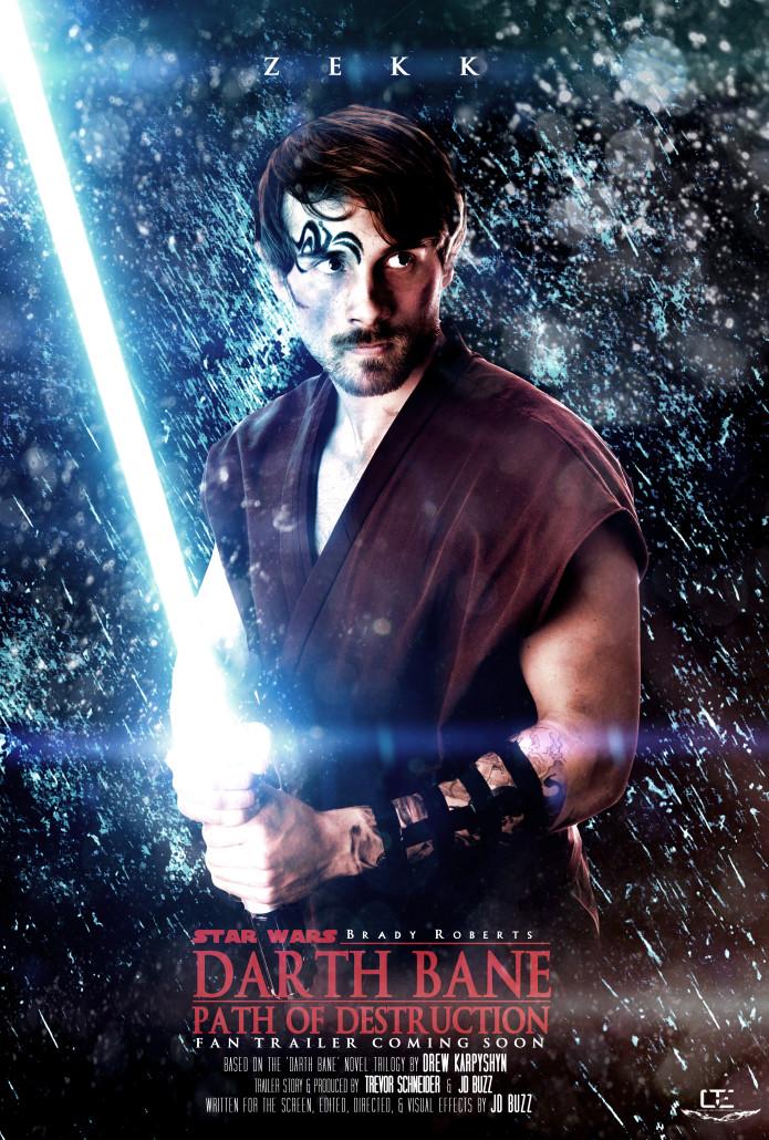 Star Wars Darth Bane Trilogy Fan Film Indiegogo