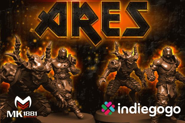 MK1881 - Ares Demons Fantasy Football miniatures   Indiegogo 2bcf92e2d9