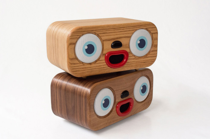 MiniMe  world s best designed wooden boombox!  4b65848a0d1