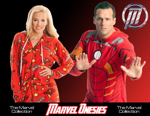 size 7 enjoy lowest price new items Marvel Adult Onesie Footed Pajamas   Indiegogo