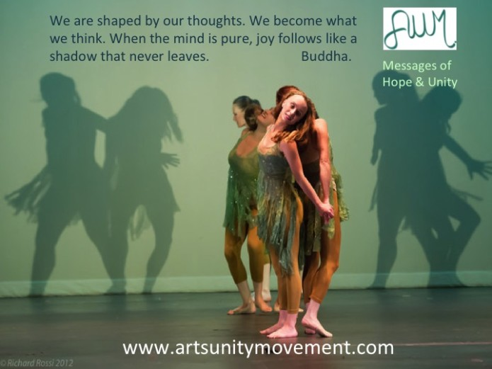 We are unity dance