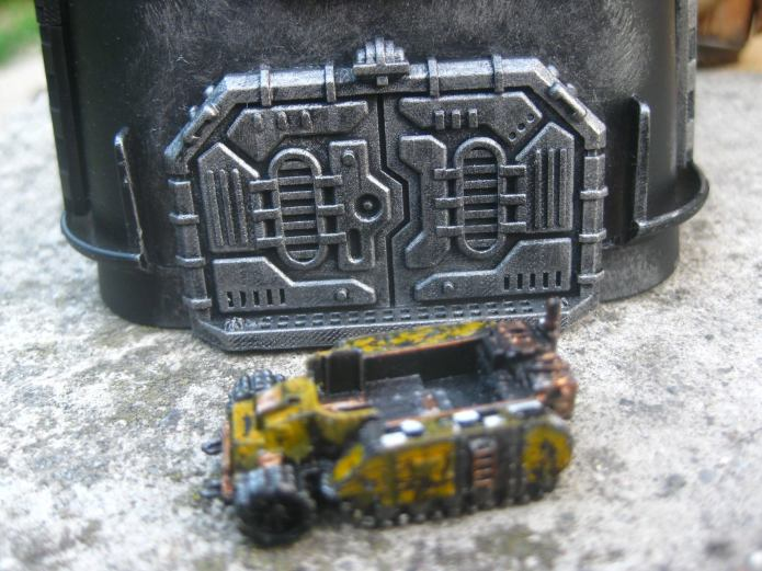 Building tiles for 6-28mm wargame projects | Indiegogo
