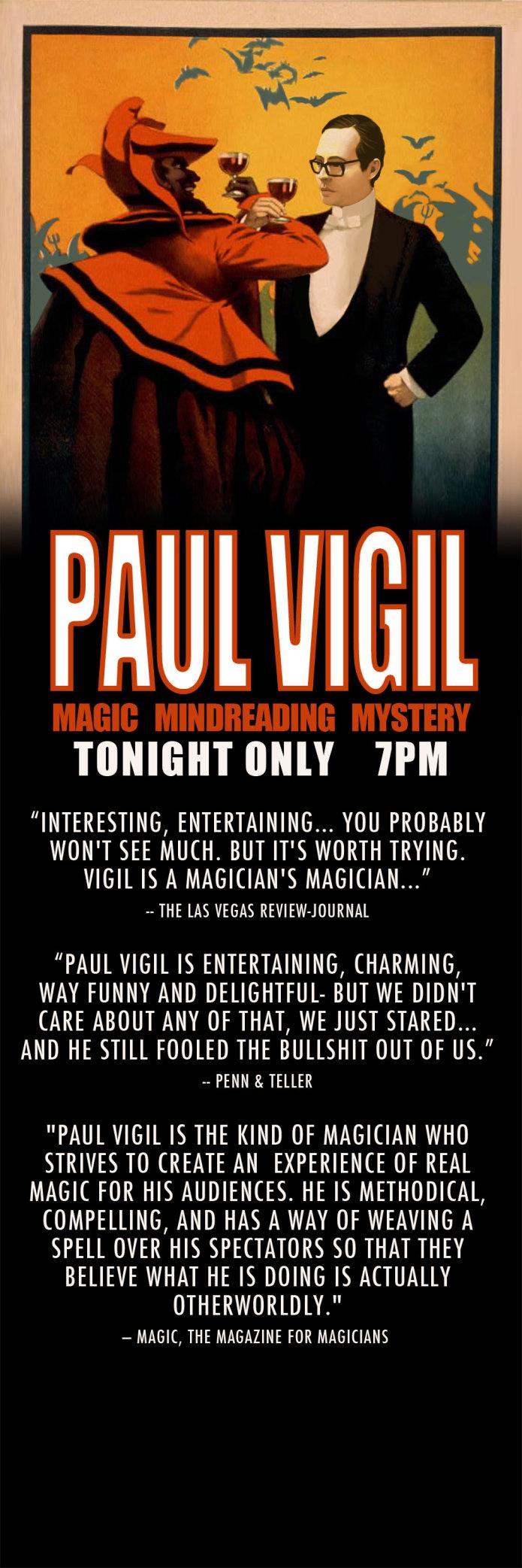 Paul Vigil Classic Fantastic Pdf