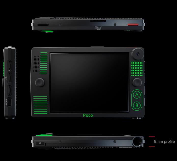 Poco Micro computer - multi-function, Pi Gadget | Indiegogo