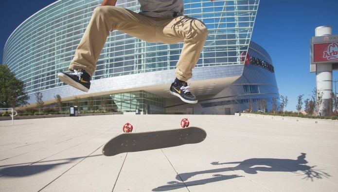 Landing Skateboard Tricks Just Got Easier