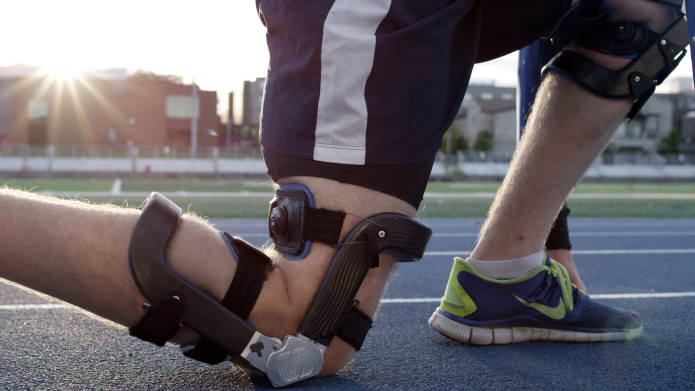 World's First Bionic Knee Brace by Spring Loaded   Indiegogo