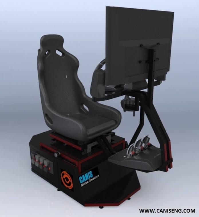 Motion Simulator for Next Generation Consoles | Indiegogo