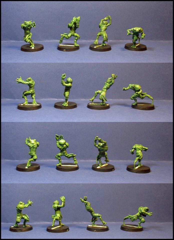 J-Bone Industries Fantasy Football Frogman Team | Indiegogo
