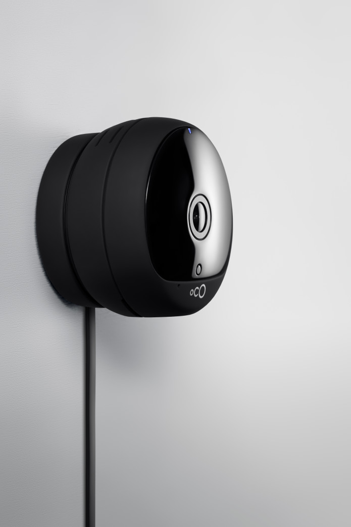 Oco2 Home Monitoring Camera with SD Card and Cloud   Indiegogo